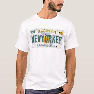 フロリダのニューヨーカー Tシャツ