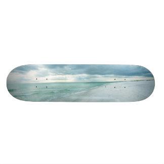 フロリダのビーチ 19.7CM スケートボードデッキ