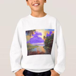 フロリダの僻地色 スウェットシャツ