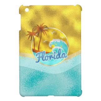 フロリダの光るビーチ iPad MINIケース