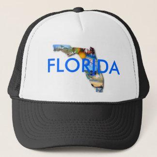 フロリダの写真のデザイン キャップ