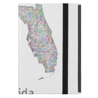 フロリダの地図 iPad MINI ケース