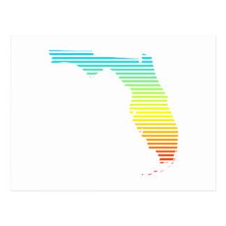 フロリダの夏は衰退します ポストカード