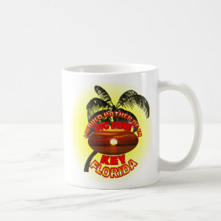 フロリダの大きいマツ鍵のマグ コーヒーマグカップ