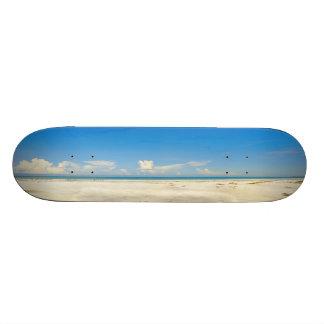 フロリダの島 20.6CM スケートボードデッキ