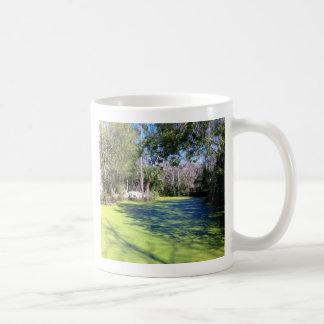 フロリダの川の荒野 コーヒーマグカップ