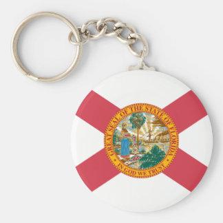 フロリダの州の旗 キーホルダー