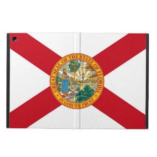 フロリダの旗との愛国心が強いipadの場合 iPad airケース