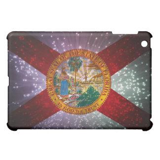 フロリダの旗の花火 iPad MINIケース