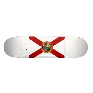 フロリダの旗 19.7CM スケートボードデッキ