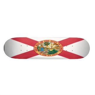 フロリダの旗 20CM スケートボードデッキ