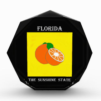 フロリダの日光State.jpg 表彰盾