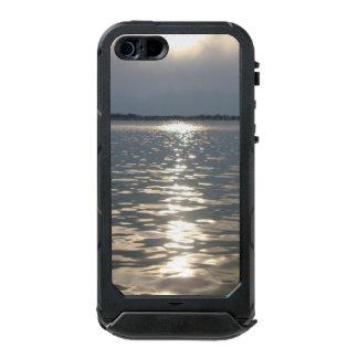 フロリダの日没のiPhone SE/5/5S Incipioの地図書ID Cas ウォータープルーフiPhone SE/5/5sケース