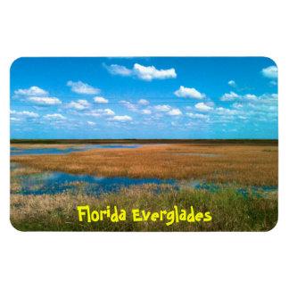 フロリダの沼沢地 マグネット