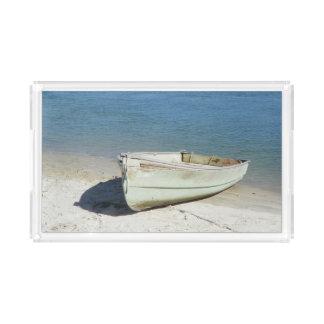 フロリダの沿岸生命小さい皿 アクリルトレー