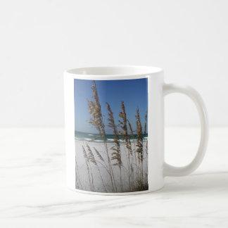 フロリダの海のオートムギコーヒー・マグ コーヒーマグカップ