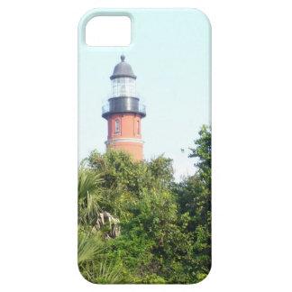 フロリダの灯台Ponceの入口 iPhone SE/5/5s ケース