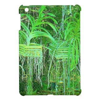 フロリダの熱い箱で育っている蘭の海 iPad MINIケース