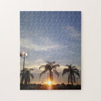 フロリダの空のパズル ジグソーパズル