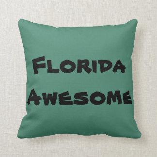 フロリダの素晴らしい引用文の装飾用クッション クッション