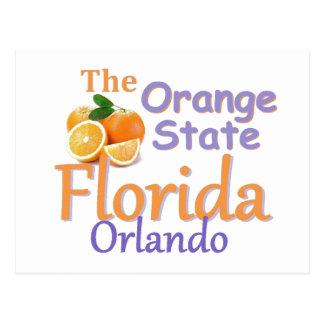フロリダの郵便はがき ポストカード