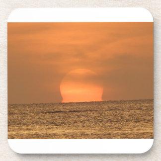 フロリダの鍵上の日没 コースター