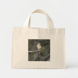 フロリダの《鳥》ハヤブサのトートバック ミニトートバッグ