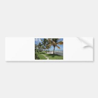 フロリダはアメリカのビーチ- ReasonerStore --を調整します バンパーステッカー