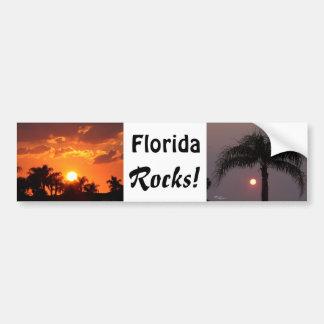 フロリダはバンパーステッカーを揺すります バンパーステッカー