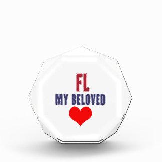 フロリダ私の最愛 表彰盾