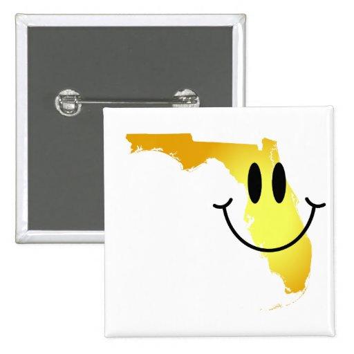 フロリダ|スマイリー|顔 ピン