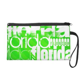 フロリダ; ネオン緑の縞 リストレット