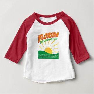 """""""フロリダ"""" ベビーTシャツ"""