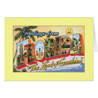 フロリダ-日光の土地 カード