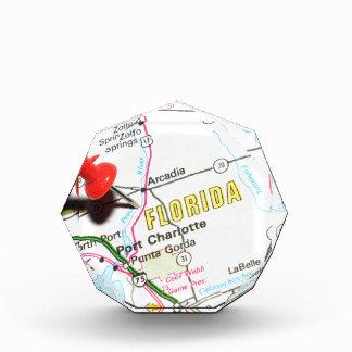 フロリダ 表彰盾