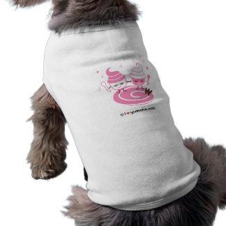 フローズンヨーグルトの姉妹ペット衣類 ペット服