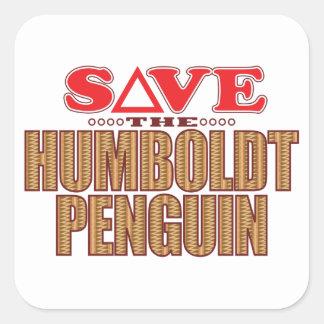 フンボルトのペンギンの保存 スクエアシール
