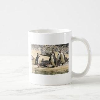 フンボルトのペンギン コーヒーマグカップ