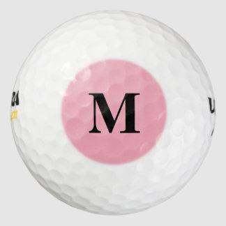 フーセンガムの無地 ゴルフボール