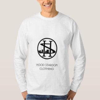 フードのスターの座の衣類 Tシャツ