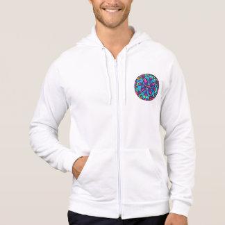 フード付きスウェットシャツ: 平和倍音 パーカ
