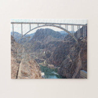 フーバー・ダムのパズル ジグソーパズル