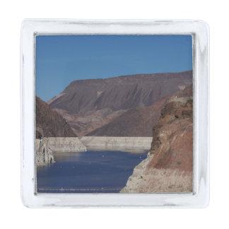 フーバー・ダム2016年からの眺め シルバー ラペルピン
