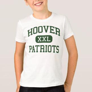 フーバー-愛国者-高フレズノカリフォルニア Tシャツ