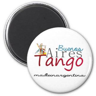 ブエノスアイレスのタンゴ マグネット