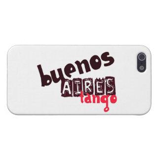 ブエノスアイレスのタンゴ iPhone 5 CASE