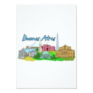 ブエノスアイレス-アルゼンチン カード