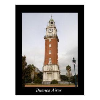 ブエノスアイレス- Torre de los Ingleses ポストカード