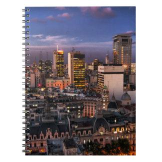 ブエノスアイレスDesdeのLa Legislatura V ノートブック