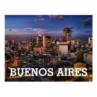 ブエノスアイレスDesdeのLa Legislatura V ポストカード